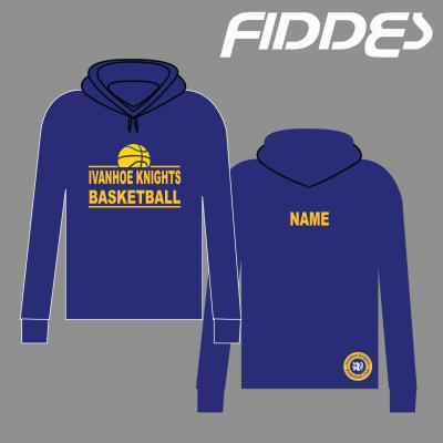 ivanhoe knights hoodie
