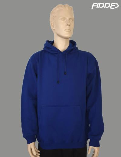 hoodie royal blue