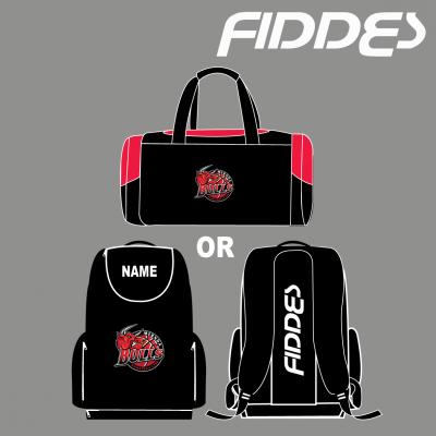 mernda duffel or back pack