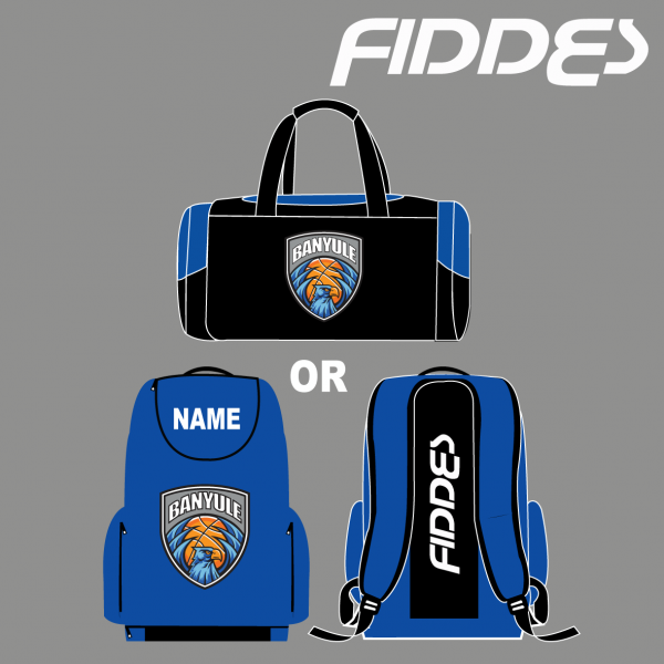 banyule duffel or back pack