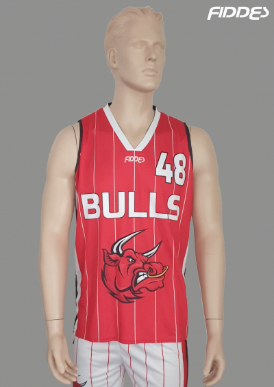 jersey red front