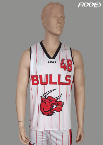 jersey white front