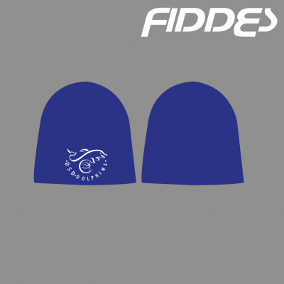 DSD beanie with embroidered logo