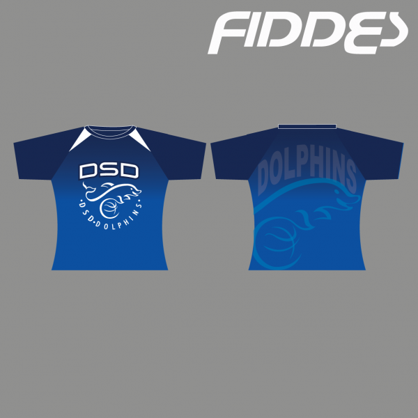 DSD warm up top short sleeve