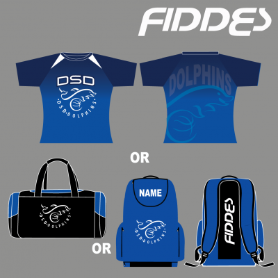 DSD warmup or duffel or back pack