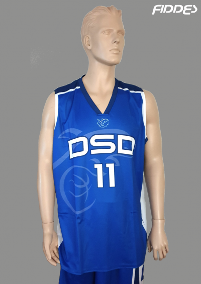 jersey front blue