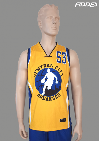 jersey yellow front