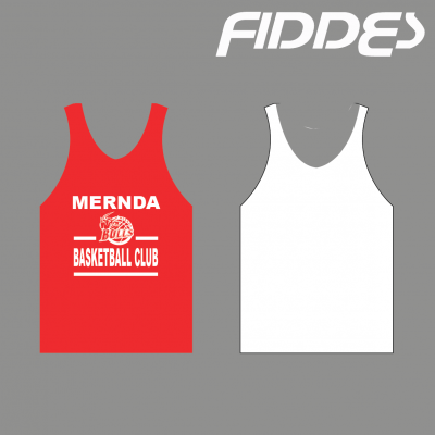 mernda reversible training top