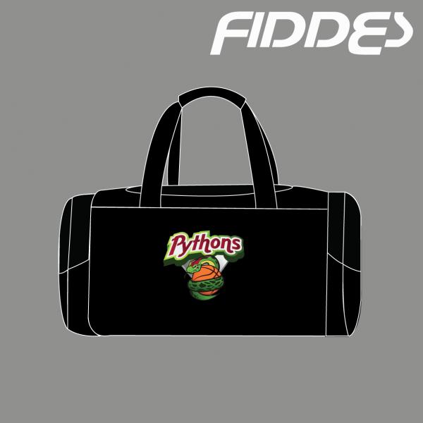 pythons duffel bag