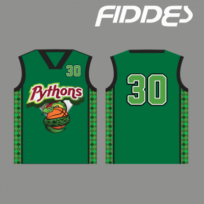Pythons Game Singlet