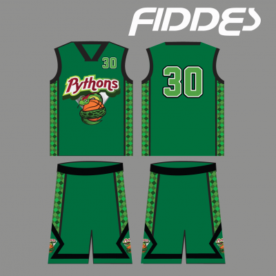 pythons uniform