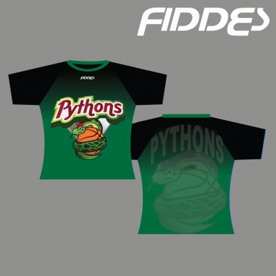 pythons warmup top