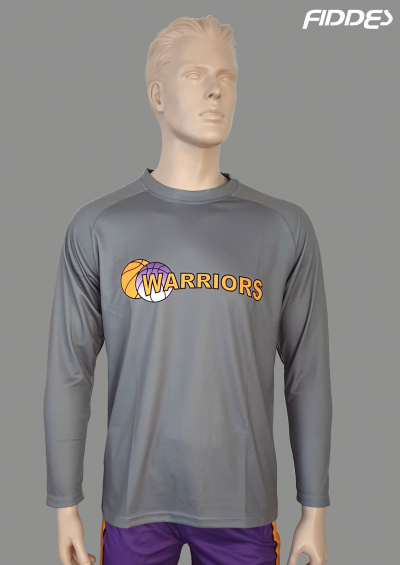 warmup top front