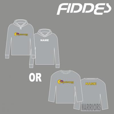 watsonia hoodie or warmup top