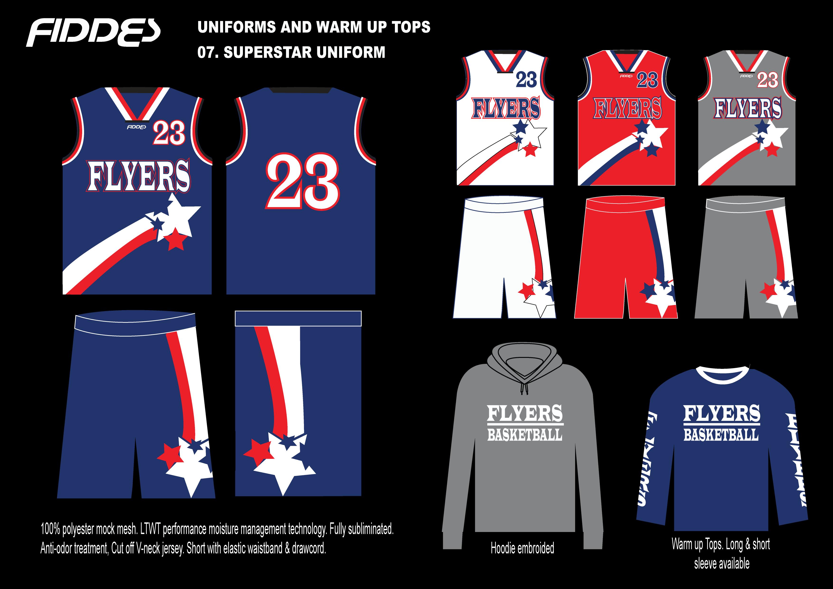 07. Superstar Uniform