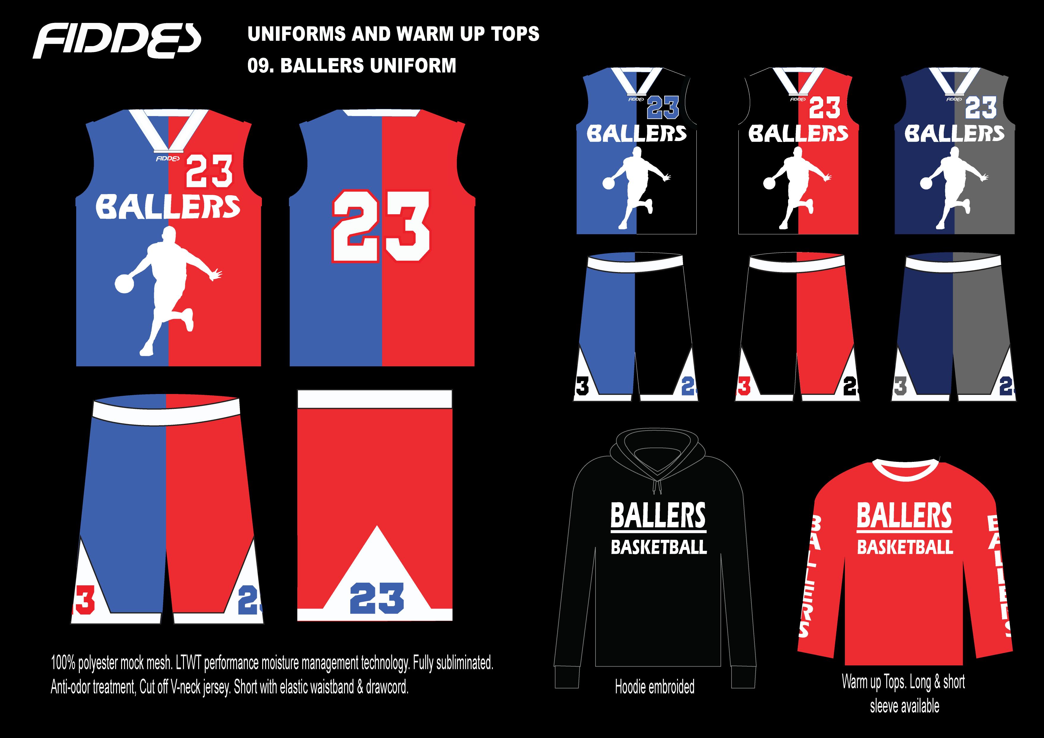 09. Ballers Uniform