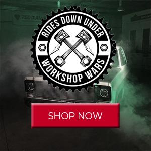Workshop Wars - Rides Down Under