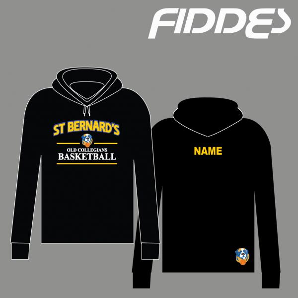 stbernards hoodie NEW