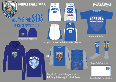 banyule Pack A template