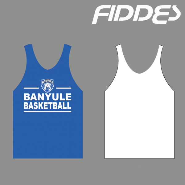 banyule reversible training top