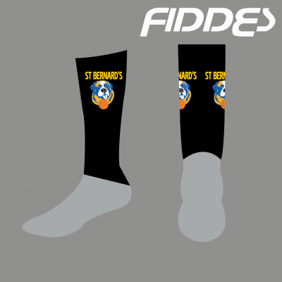 stbernards socks crew length