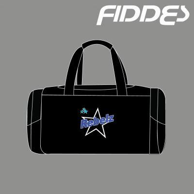 rebelz duffel bag