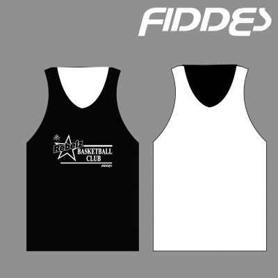 rebelz reversible training singlet