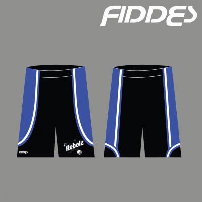 rebelz shorts