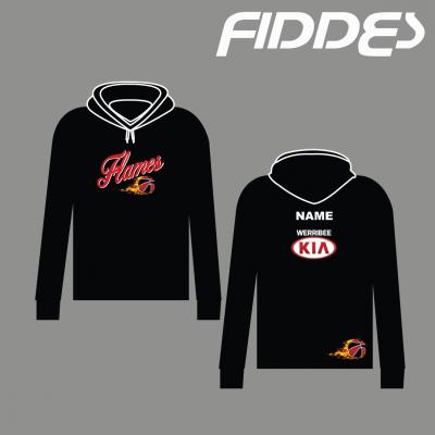 werribee flames hoodie