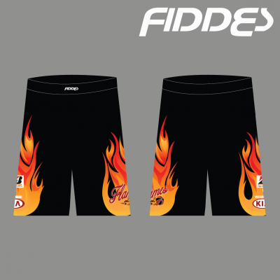 werribee flames shorts
