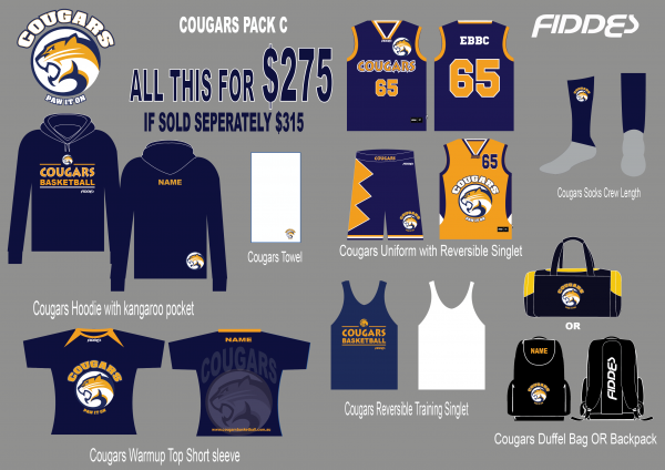 Cougars Pack C template NEW