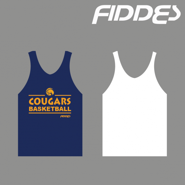 cougars training singlet