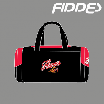 werribee flames duffel bag