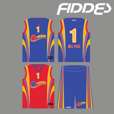boomers game uniform
