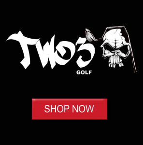TWO3 GOLF BUTTON