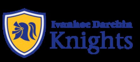 Ivanhoe Darebin Knights Basketball Club logo